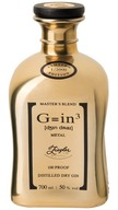 GIN3 Metal Gold 0,7 l