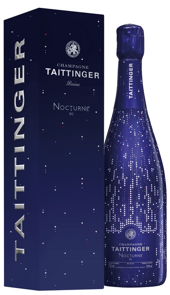 Champagne Taittinger Nocturne City Lights