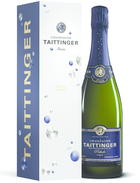Champagne Taittinger Prélude Brut Grand Crus in GP