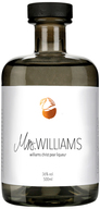 Mrs. Williams finest williams christ pear liqueur