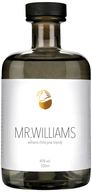 Mr. Williams finest williams christ pear brandy
